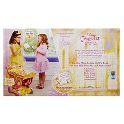 Disney Princess Belle Tea Party Cart Accessory