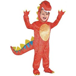 Amscan International Dinomite Boys Dinosaur Costume 3