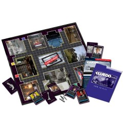 Cluedo Sherlock Edition Board Game