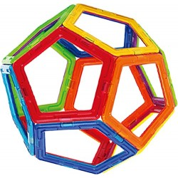 Magformers Pentagon Building and Construction Toy (12