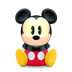 Philips Disney Sleep Time Mickey Children's Night Light and Wake up Light with Integrated LED, 1 x 2 W