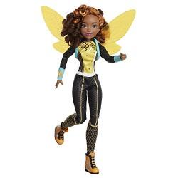 DC Comics Superhero Girls Bumblebee Action Pose Doll