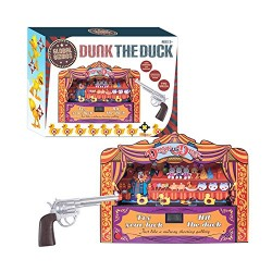 Global Gizmos Benross Dunk The Duck Shooting Game