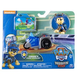 Paw Patrol 6037960 Mission Mini Vehicle