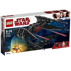 LEGO Star Wars The Last Jedi 75179 Kylo Ren's TIE Fighter Toy