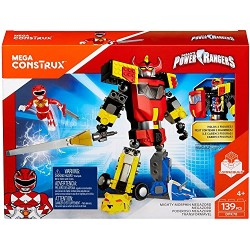 Mega Bloks 900 DPK78 Power Rangers Mightymorphin Megazord Playset