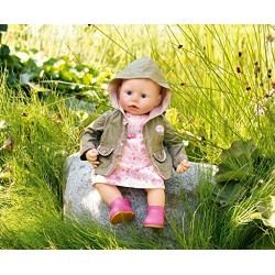 Baby Annabell 794616 Deluxe Let's Go Out Doll Set