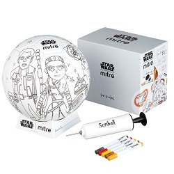 Mitre Kids' Star Wars Bb