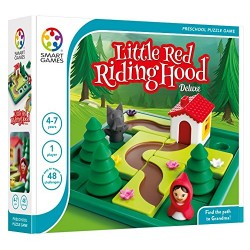 Smartgames SG 021–Little Red Riding Hood game
