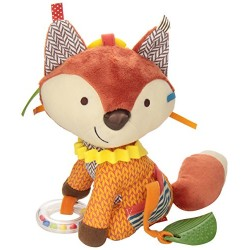 Skip Hop Bandana Buddies Multi Activity Toy (Fox)