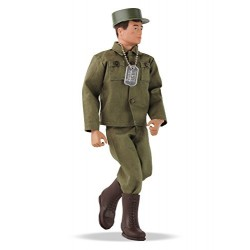 Action Man AM712 50th Anniversary Soldier Figure