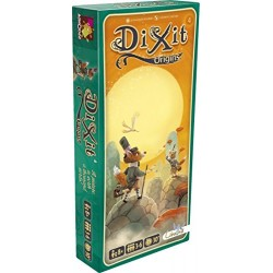 Dixit Expansion 4 Origins