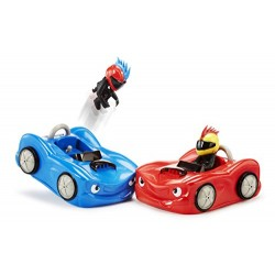 Little Tikes RC Bumper Cars Die