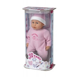 John Adams 10363 Teeny Tiny Tears Doll with Accessories