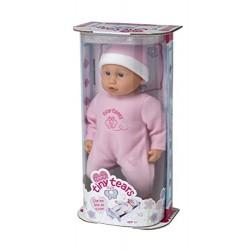 John Adams 10363 Teeny Tiny Tears Doll with Accessories
